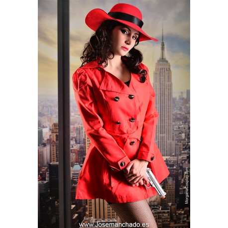 Geek&Sexy - Carmen Sandiego - 5 HD Photos