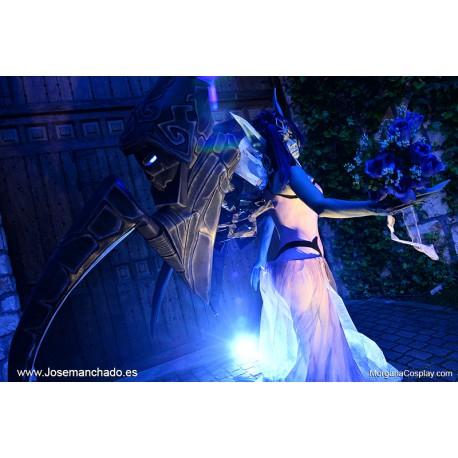 Póster Morgana Novia Fantasma