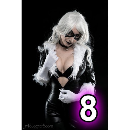 Geek&Sexy - Black Cat - SUPER PACK 8 HD Photos
