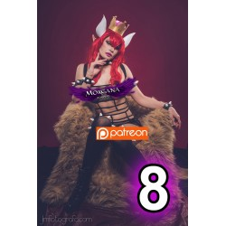 Geek&Sexy - Bowsette - SUPER PACK 8 HD Photos