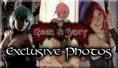 Geek&Sexy Photoshoots