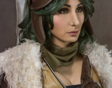Aviator Irelia Cosplay 3