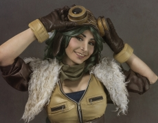 Aviator Irelia Cosplay 4