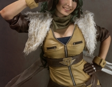 Aviator Irelia Cosplay 1