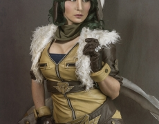 Aviator Irelia Cosplay 5