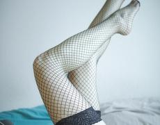 Sarai - Boudoir - Legs 2