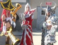 miss_fortune__vladimir_and_tryndamere_cosplay_by_morganita86-d6mjmdh