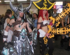 miss_fortune_and_tryndamere_cosplay_by_morganita86-d6mjl59