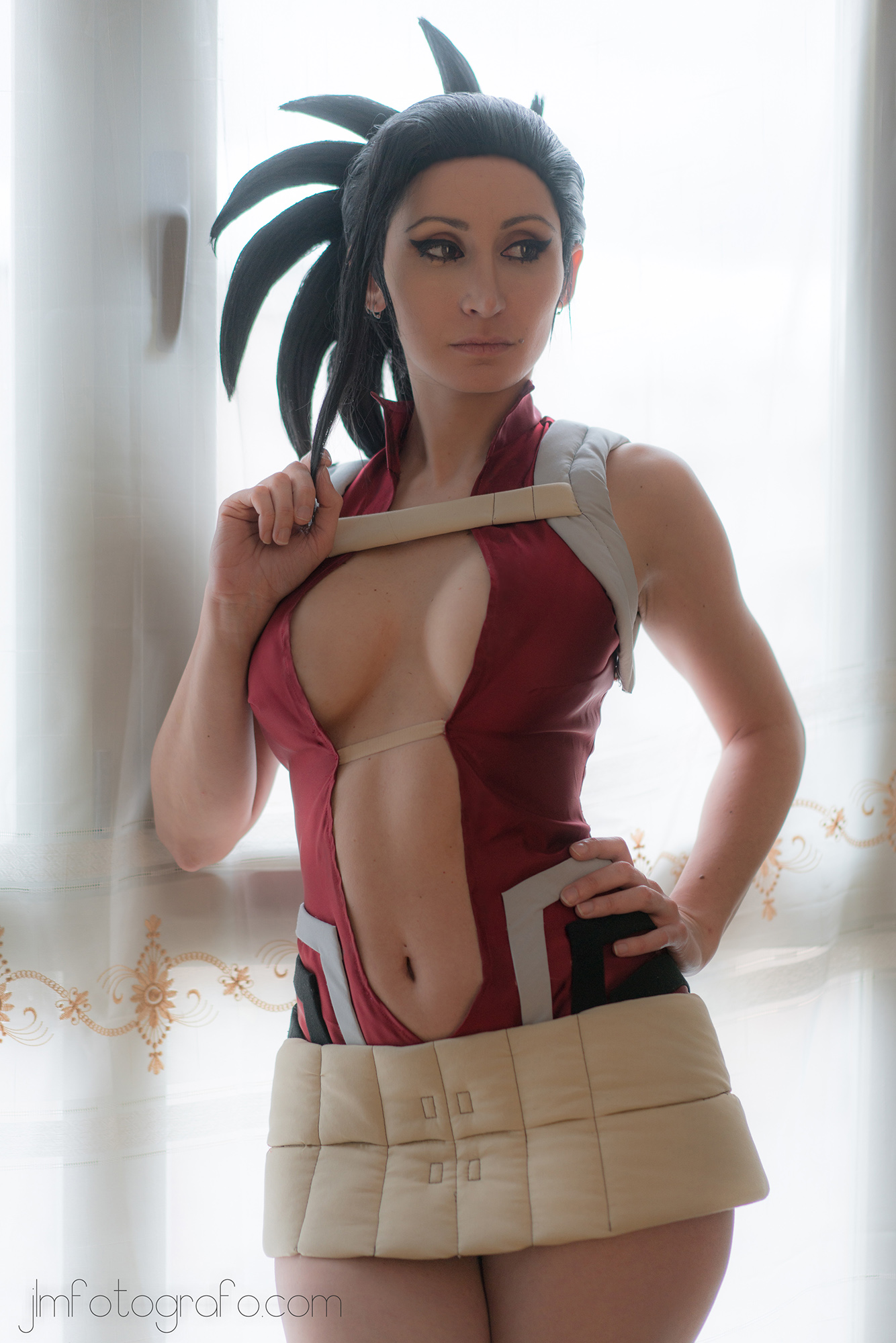 Mira fairy tail cosplay