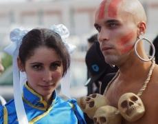 chun_li_cosplay_and_dhalsim_cosplay_by_morganita86-d6mjiz9